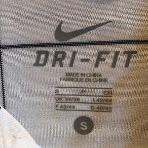 Nike Shirts - Men's collared Nike tennis shirt